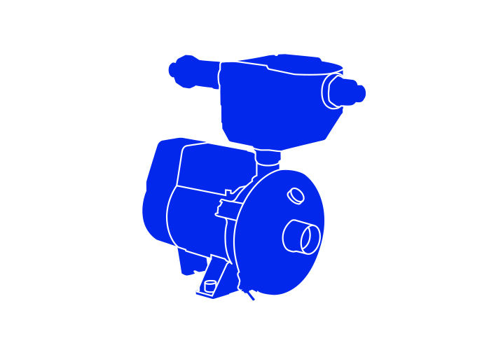 Water Pumps for Mains Connection