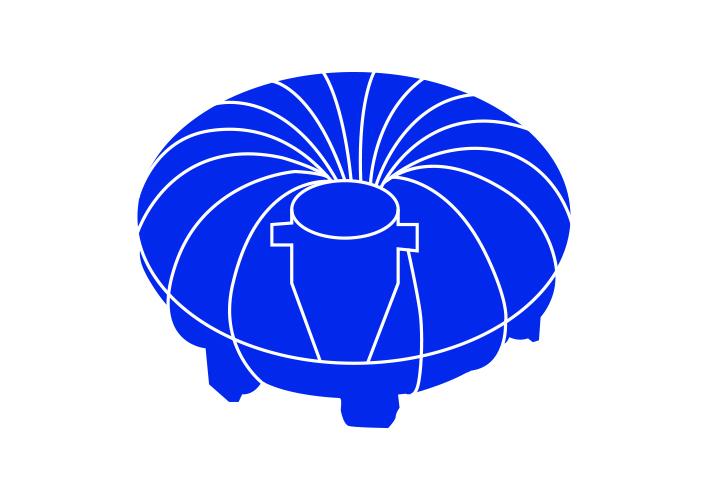 Donut Underground Rainwater Tanks