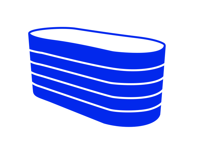 Steel Slimline Water Tanks