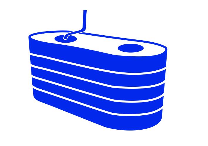 All-in-One Steel Slimline Water Tanks