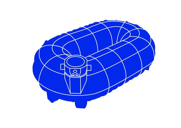 Bagel Underground Rainwater Tanks