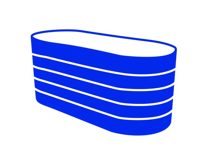 Corrugated Steel Rainwater Tanks