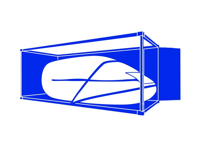 E-FLEX - 20' GP Dry Box Flexitank