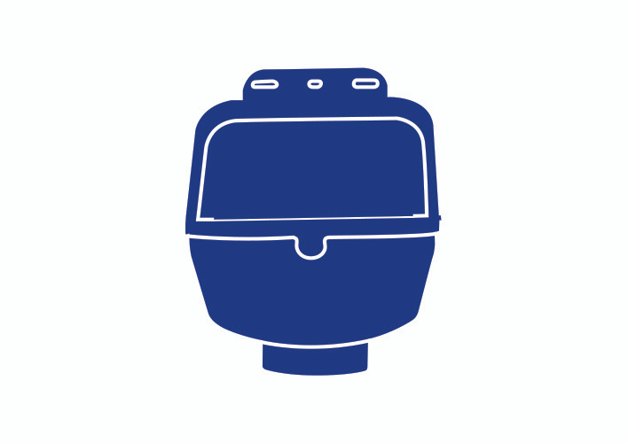 Leaf Eaters / Rain Heads Water Tank Filtration