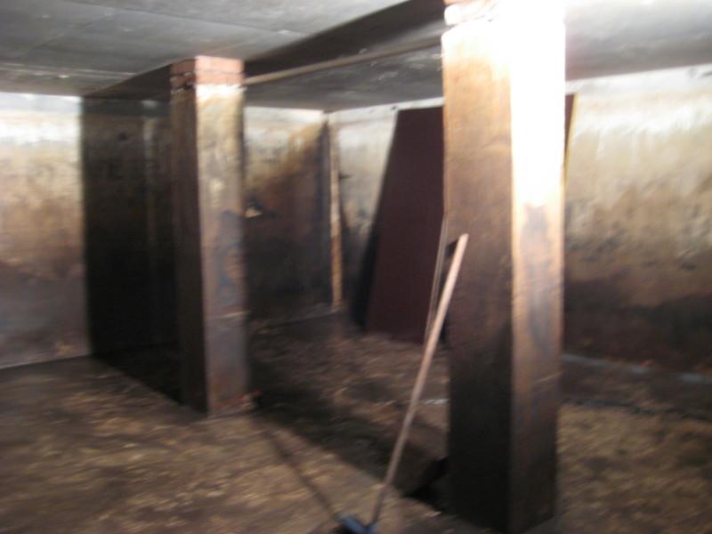 Leaking and dirty Water Tank in need of repair