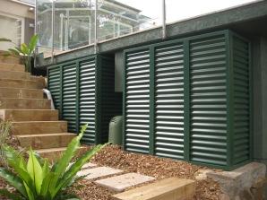 Rainwater Tanks - Slimline Solution