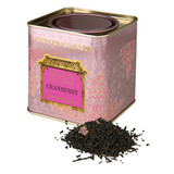 This invigorating black tea is infused with a delicate fruit flavour to make a gentle but effective pick-me-up. This Fortnum's Black Tea with Cranberry brew is predominantly China tea with a light, smooth liquor which perfectly complements the cleansing tang of cranberry.  INGREDIENTS  Black Tea, Cranberry Pieces (5%), Cranberry Flavouring.