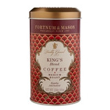 Originally created for King Edward VII, our most historic coffee blend combines exquisite Arabica 'milds' from South America and Kenya with a creamy Indian Monsooned Malabar to produce a rich, full-bodied flavour.   When to drink:  Ideal for any time of the day, from breakfast to after-dinner.   Origin:  Kenya, India, Colombia   Brewing guide:  Best for use in cafetières, and filter methods. Brew at a ratio of 55-60g of coffee per litre of water for best results.