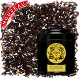 A tip of the hat to Mariage Frères' tea emporium located in the heart of swinging London, COVENT GARDEN MORNING® is a blend of luscious black teas evoking rich hazelnut. The liquor unleashes warm and reassuring tones, sustained by smooth, generous flavours. For bright mornings.