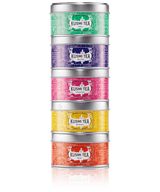 Try our unrivaled Wellness blends in the Wellness Teas assortment. Discover them for yourself or give them as a gift. Detox will delight you with its delicious blend of maté, green tea, and lemongrass. Boost's blend of maté, green tea and spices will surprise you. Discover also BB Detox, a lovely blend of green tea, maté and grapefruit, perfect for a beauty break. Sweet Love's blend of spices, guarana and liquorice will invigorate your senses. Be Cool is ideal for enjoying a moment of harmony, with its blend of verbena, liquorice and mint.