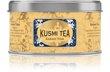 BLEND OF BLACK TEA WITH SPICES  One of Kusmi's oldest blends, its origin most likely dates back to the times of tea caravans that traveled from Asia all the way to Russia by land. Kashmir Tchai is a tea that is traditionally served in India and Nepal with milk and sugar. Its spices make it the ideal choice to accompany a light lunch.     INGREDIENTS  Black tea Spices (green aniseed CardamomCinnamon Ginger Clove Bay) (34%)Flavourings