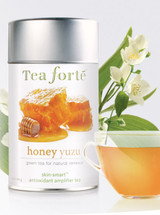 Special reserve honey tea with bright exotic citron flavor of sweet-tart yuzu.