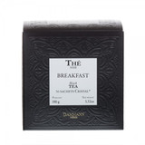 A blend of Ceylon, Darjeeling and Assam teas. Enjoyed with a splash of milk, this is the perfect tonic tea to begin the day.Box of 50 Cristal® teabags Net weight: 100 g / 3,52 oz  Dominant note: Plain Type(s) of tea: Black Tea