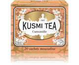 HERBAL TEA WITH CHAMOMILE FLOWERS A herbal tea, often used for it's calming and antispasmodic effects.  Ingredient: Chamomile  Infusion time 3 min  Infusion temperature 95-100°C  Perfect for iced tea  INGREDIENTS  Camomile