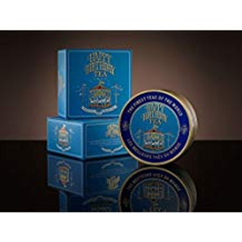 A joyous melody of flavours and colours, this mild black tea is blended with a festive mélange of sweet red berries and a touch of vanilla. A TWG Tea to celebrate every day of the year.    Net Weight: 100g