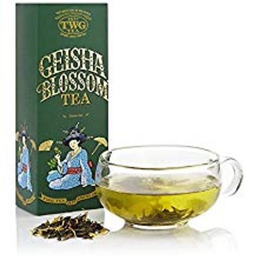 Elegant and highly refined, this TWG Tea blend of green tea and refreshing, ripe southern fruits infuses into a fragrant cup that will calm and appease after a day's disruptions.   Net Weight : 100g