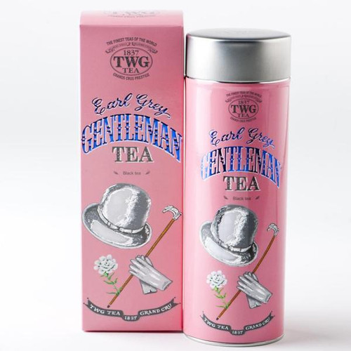 A rich and robust Ceylon is balanced with intense and fragrant TWG Tea bergamot, giving this black tea blend a sparkling citrus aroma and an enduring and refreshing aftertaste. A dashing tea of sophistication.   Net Weight : 100g
