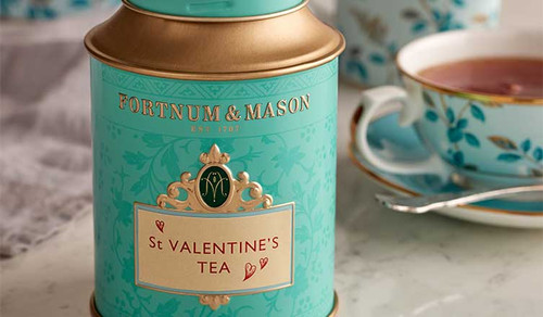 Spend your Valentine's Day the right way with your beloved and a cup of our special Valentine's Day tea, which has been blended just for this love-filled day. This delicate tea marries soft white tea buds with scented rose petals and sweet hibiscus for a delightful floral taste.