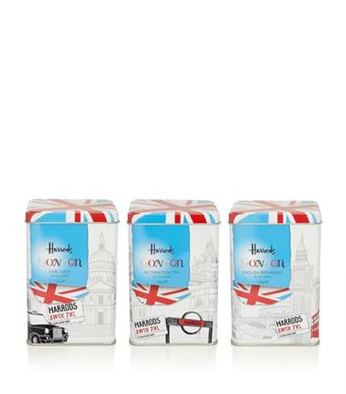 Harrods London Icons Tea Gift Set (3 X 50 Tea Bags)
