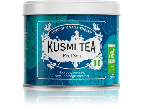 Feel Zen (Organic herbal tea)