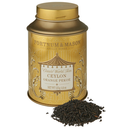 A blend from the higher and lower regions of Ceylon delivering a light, refreshing flavour with real body. Of all Fortnum's tea, this makes the best iced tea, staying perfectly clear when chilled, but is equally good served the traditional way with a splash of milk.