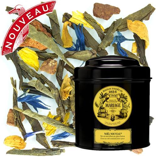 NOËL NOUVEAU® Green tea with wonderful festive spices