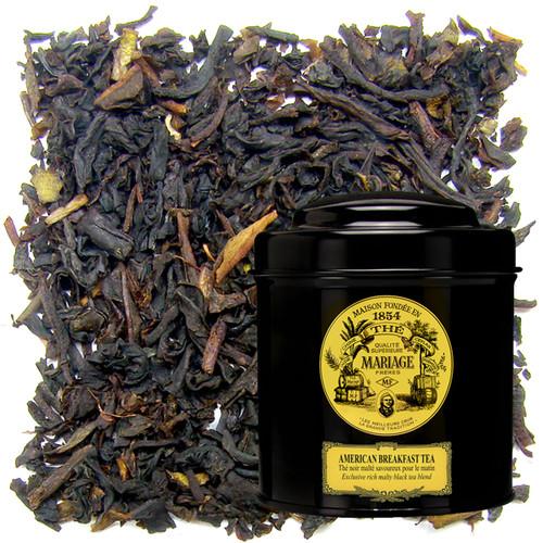 AMERICAN BREAKFAST TEA® Black tea for breakfast  exclusive rich malty tea blend