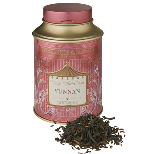 In China's Yunnan Province, tea still grows as wild as the day it earned its host the accolade of the 'home of tea'. Even when tamed, the bushes produce sturdy buds, thick, well-sized leaves and attractive golden tips. The liquor is strong, malty, coppy and pleasantly distinctive. Taste & strength Full-bodied and malty. When to drink Ideal at any time of day. Origin Yunnan, China Brewing information Use boiling water and brew for 3-5 minutes depending on taste. Serve with milk