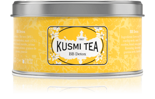 INGREDIENTS  Green tea (30%)  Rosehip seeds  Mate (17%) Rooibos  Fennel  Mint  Grapefruit flavouring Flavourings  Guarana seeds  Dandelion