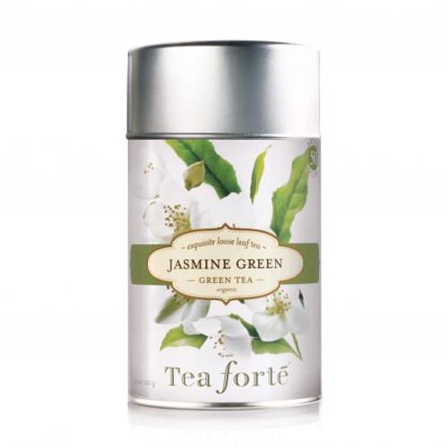 Ingredient: Organic Jasmine Green Tea