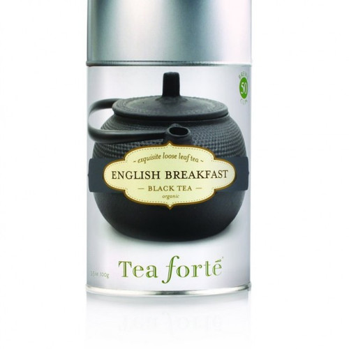 Whole leaf teas from the world's finest tea estates Kosher Certified, 100% USDA Organic Black Tea ~ Contains Caffeine