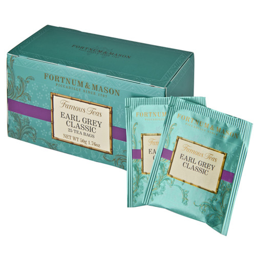 British Prime Minister Earl Grey gave his name to this hugely popular tea back in the 1830s, and has since been thought of as a classic English afternoon tea. Its flavour is made up of simple black tea flavoured with stimulating oil of bergamot.