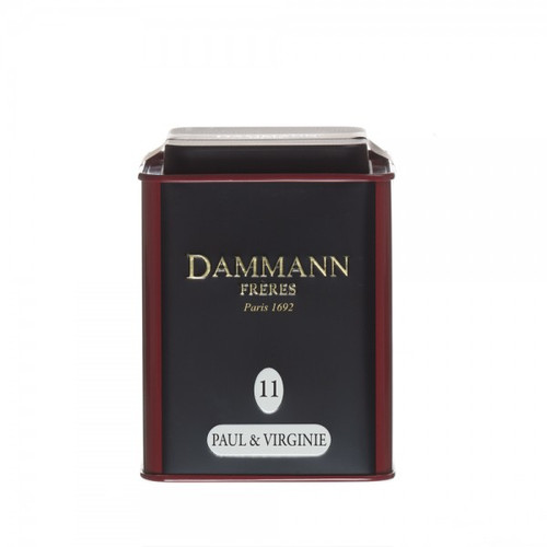 his blend brings together a bouquet of resolutely fruity and gourmand flavours, with delicious aromas of raspberry, red currant, wild strawberry, cherry, vanilla and toffee. Packed in metal box. Net weight: 100 g / 3,52 oz  Dominant note: Red fruits Note(s) secondaire(s) : Gourmet notes Type(s) of tea: Black Tea Main flavour: Cherry Complementary flavour(s): Strawberry, Raspberry, Caramel, Vanilla