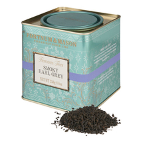 Created in response to a request from the Palace for a smokier Earl Grey, this unique blend of Tea Bags combines traditional bergamot with a touch of Lapsang and Gunpowder tea. For years its unique smokiness has been popular for very good reason.