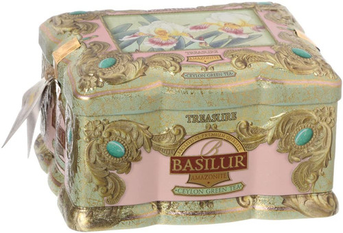 Basilur Tea, Treasure Collection - Amazonite, 100g