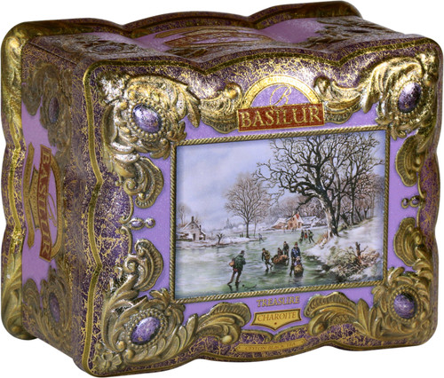 Basilur's treasure chest collection is the perfect embodiment of a luxurious gift.