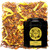 Scents of citrus, Oriental spices, and marigolds complement this 'Red Nile' tea.   Its simultaneously lively yet mild taste offers an exotic range of flavours for late-night dreams of distant lands.