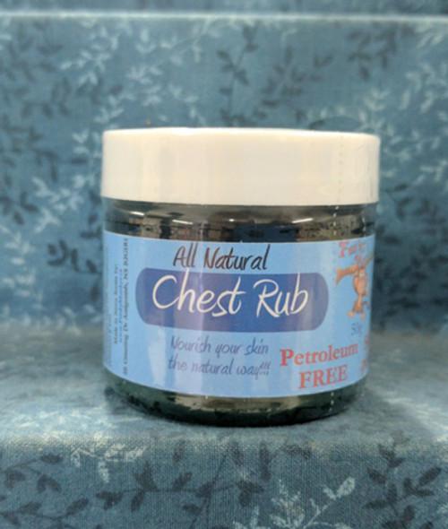 Chest Rub (Petroleum FREE)
