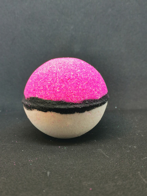 Medium Bath Bomb - Fizèbomb scented with Lollipop