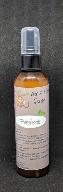 Air & Linen Spray - Patchouli
