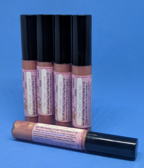 Lip Gloss - Pink Coral