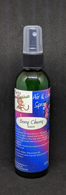 Air & Linen Spray - Berry Cherry