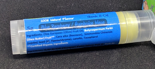 Lip Balm - Blue Raspberry