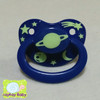 Glow-in-the-Dark Space Adult Pacifier