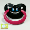 Dark Chao Character Themed Adult Pacifier
