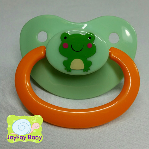 Little Frog Adult Pacifier