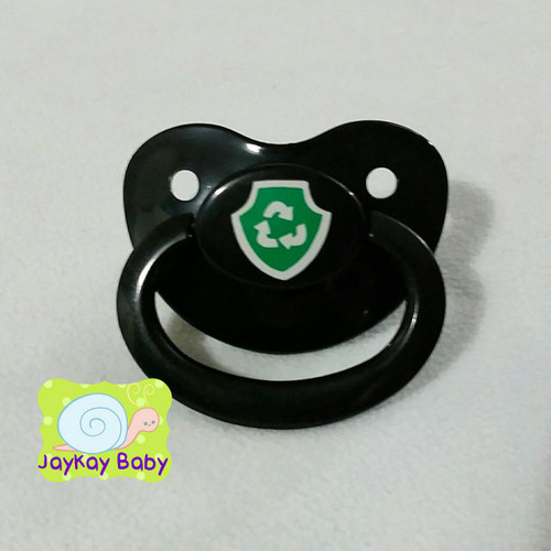 Rocky Badge Adult Pacifier