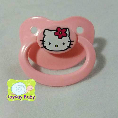 Hello Kitty Adult Pacifier