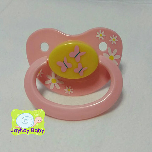 Fluttershy Themed Adult Pacifier