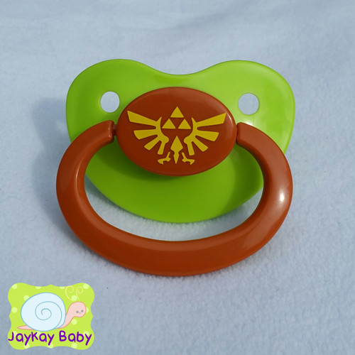 Link Themed Adult Pacifier